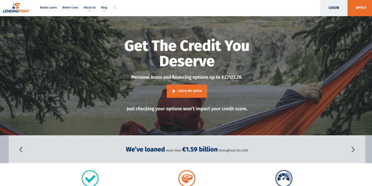 Lendingpoint bad credit review